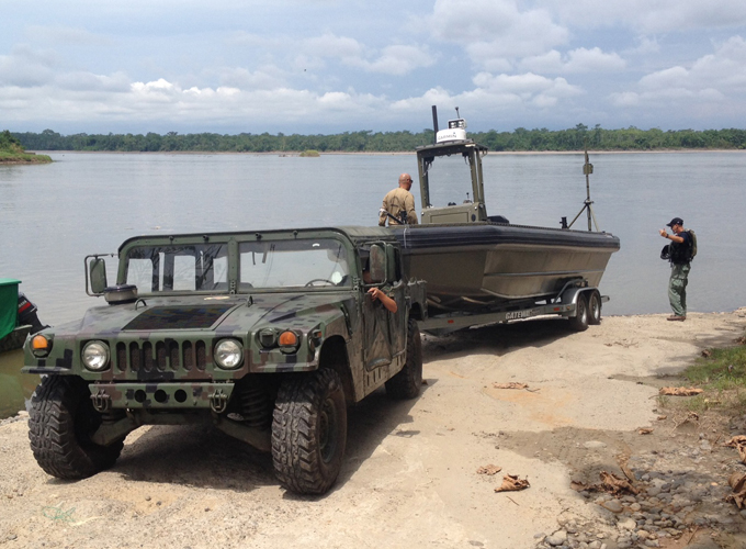 Shallow Water Boats >> ReconCraft – Manufacturing Military & Law Enforcement Boats